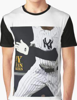 New York Yankees, run! Graphic T-Shirt