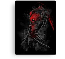 Blood of the Lion Canvas Print