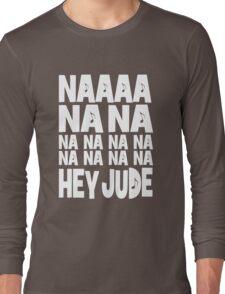 The Beatles Hey Jude Long Sleeve T-Shirt