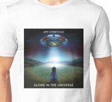 jeff lynne's elo alone in the universe Unisex T-Shirt