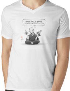 The Zen of Tools Mens V-Neck T-Shirt