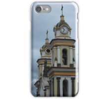 Bell Towers on a Church iPhone Case/Skin