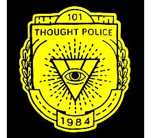 Thought Police - Tee Print Photographic Print