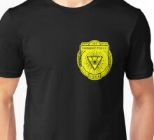 Thought Police - Tee Print Unisex T-Shirt