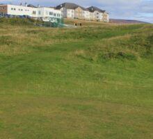 Brora Golf Course Sticker