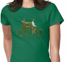 Buy Local Carrboro Womens Fitted T-Shirt