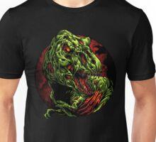 Zombie Dino Unisex T-Shirt