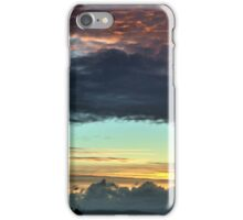 Sunrise 7am Lyme Regis, Dorset UK iPhone Case/Skin