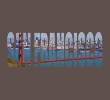 San Francisco One Piece - Short Sleeve