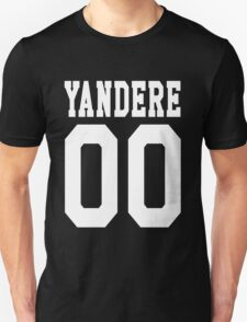 YANDERE 00 JERSEY T-Shirt