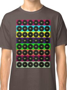 Apple vinyl Classic T-Shirt