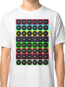 Apple vinyl Classic T-Shirt