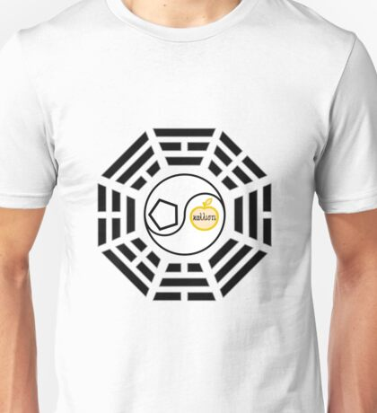 Discordian I Ching Unisex T-Shirt