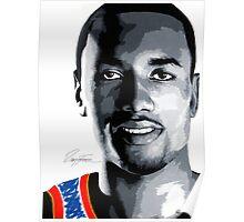 Serge Ibaka Painting Poster