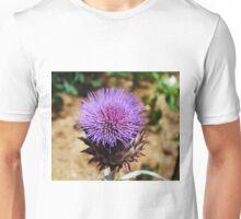 Giant Thistle Flower 3 Unisex T-Shirt