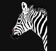 Bespoke Zebra on Black Unisex T-Shirt
