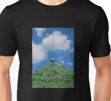 Green Tiled Roof Unisex T-Shirt