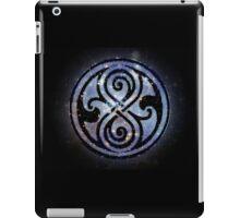 Gallifreyan's Seal of Rassilon iPad Case/Skin