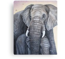 Motherly Love Canvas Print