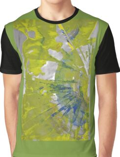 The Sun, Body of Spiritual Emptiness - Original Wall Modern Abstract Art Painting Graphic T-Shirt