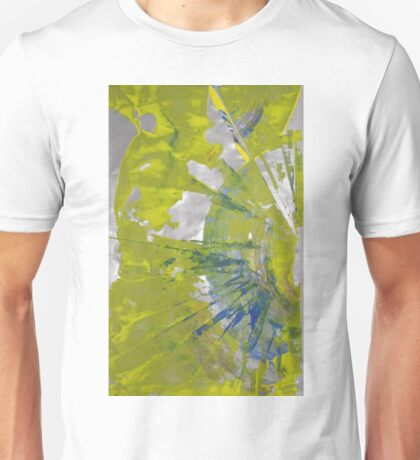 The Sun, Body of Spiritual Emptiness - Original Wall Modern Abstract Art Painting Unisex T-Shirt