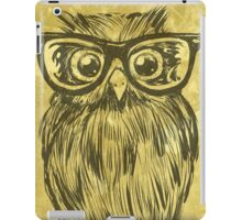 Spectacle Owl iPad Case/Skin