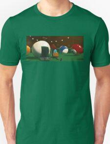 Chill, little robot Unisex T-Shirt