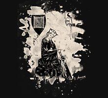 Walther von der Vogelweide creme white bleached Unisex T-Shirt