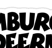 Hamburger Deern Michel Sticker