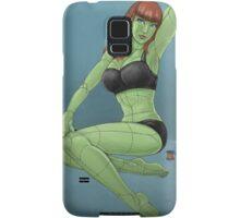 Stitched - Retro Monster Pinup Samsung Galaxy Case/Skin