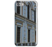 Facade of a Building in Ibarra iPhone Case/Skin