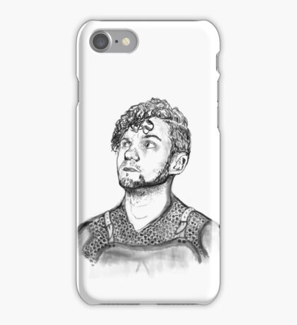 The Knight in not so Shiny Armour  iPhone Case/Skin