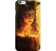 Masked iPhone Case/Skin