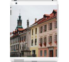 Mark of Mary Statue in Skofja Loka 2 iPad Case/Skin
