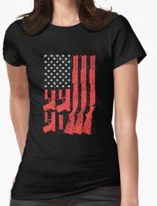 Second Amendment Womens Fitted T-Shirt
