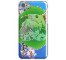 Gintohome  iPhone Case/Skin