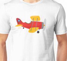 Adventure Planes: Biplane Unisex T-Shirt