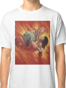 Romantic Zombies Classic T-Shirt