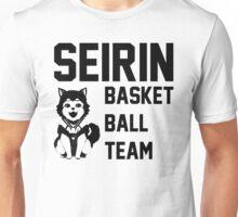 Kuroko's Basketball T-SHIRT // STICKERS: SEIRIN highschool - Tetsu #2 Unisex T-Shirt