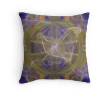 X - Fortune  Throw Pillow