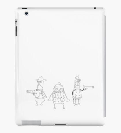 Machinarium Black Cap Brotherhood iPad Case/Skin