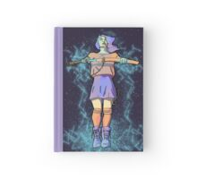 Kitsune Paints the Sky with Lightning Hardcover Journal