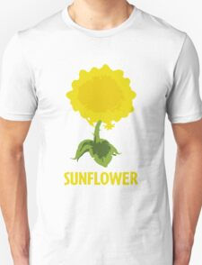 Plant vs Zombies' Sunflower T-Shirt