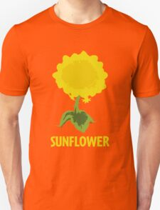 Plant vs Zombies' Sunflower T-Shirt