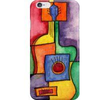 Classical Guitar iPhone Case/Skin