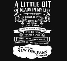 The Originals Song. Klaus. Rebekah.Elijah Unisex T-Shirt