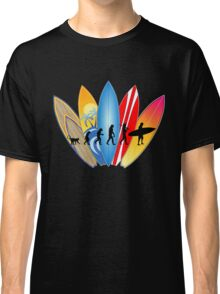 Surfer Evolution Classic T-Shirt