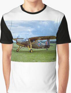 Fairchild 24R-46A Argus III HB751 G-BCBL Graphic T-Shirt