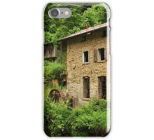 Abandoned Mill Near Salino  iPhone Case/Skin
