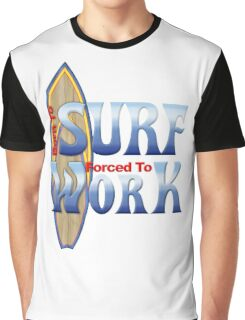 Born To Surf Graphic T-Shirt